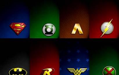 Dc Heroes Super Comics Wallpapers Logos Symbols