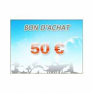 Kadeos Bon D Achat : bon d 39 achat de 50 euros ~ Dailycaller-alerts.com Idées de Décoration