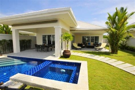 3 Bedroom Houses For Sale by 3 Bedroom House With Pool For Sale In Hua Hin Ag B121
