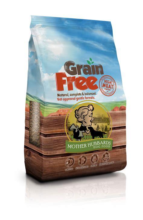 grain  mother hubbards dog food
