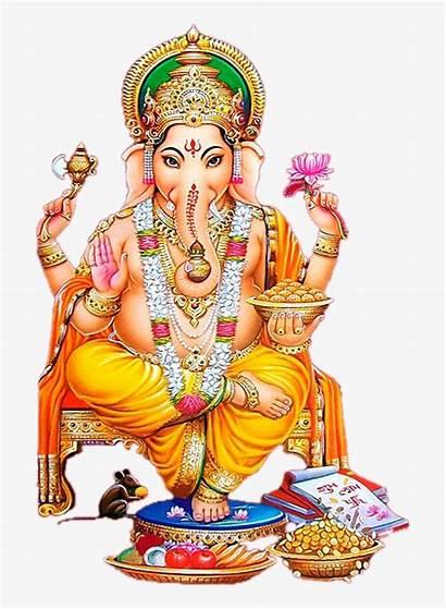 Ganesh Ganesha God Lord Clipart Transparent Sri