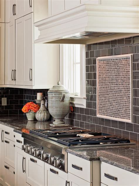 glass backsplash ideas pictures tips from hgtv