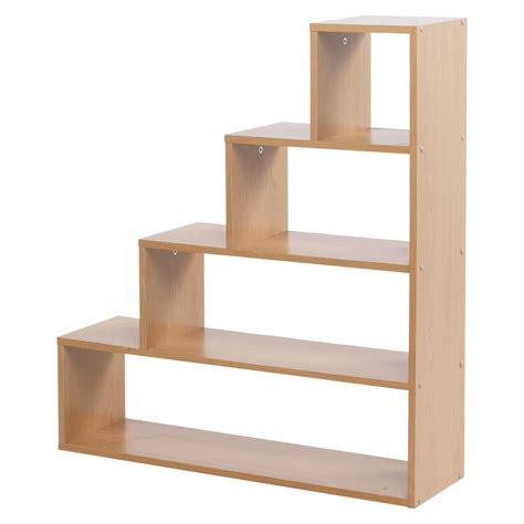 Shoe Storage Bookcase by Stylish Understairs 4 Tier Cube Step Bookcase Shoe Storage