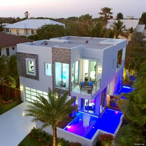 high end kitchen a modern micro mansion in florida by frank mckinney
