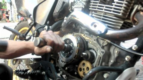 motocross bike repairs motorcycle repair repairing a clutch youtube