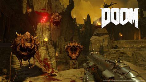 doom wallpapers  ultra hd  gameranx