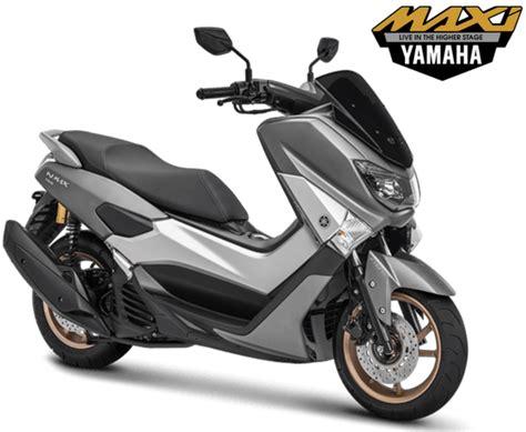 Harga Yamaha Nmax Facelift 2018 by Galeri Foto Yamaha Nmax 155 My 2018 Facelift Harga Warna