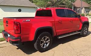 Some Recent Mods To My 2015 Z71 Red Hot Colorado - Chevrolet Forum