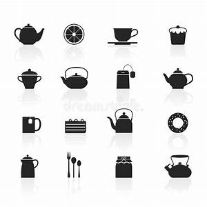 Instructions For Making Tea Stock Vector