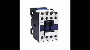 How To Operate Magnetik Contactor  Chint Review  Nc1