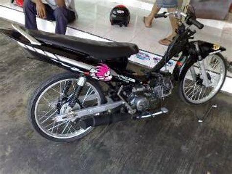 Modif Jupiter Z Drag yamaha jupiter z drag race style modifikasi