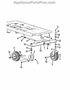 Parts For Murray 17ac2acs058    2012  Front Axle 42