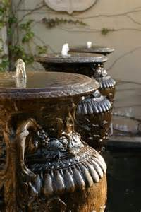 Urn Water Fountain
