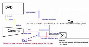 How To Install A New Rear View Camera On Car