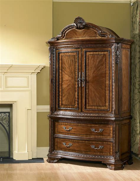 Bedroom Furniture Sets Armoire by World Armoire Set