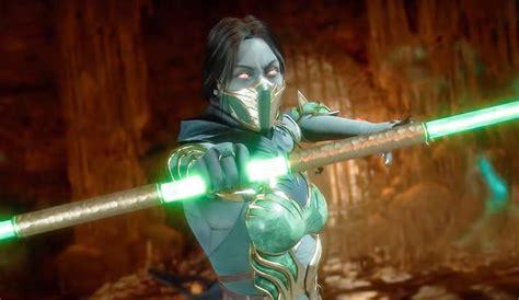 Mortal Kombat 11 Adds Fan-favorite Emerald Assassin Jade