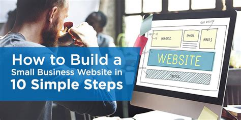 small business website   create    simple steps