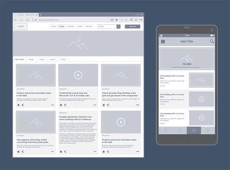 visio   web  mobile wireframes office