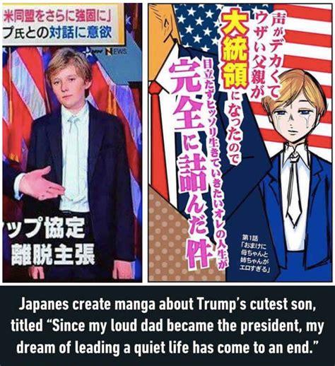 Barron Trump Memes - barron trump know your meme