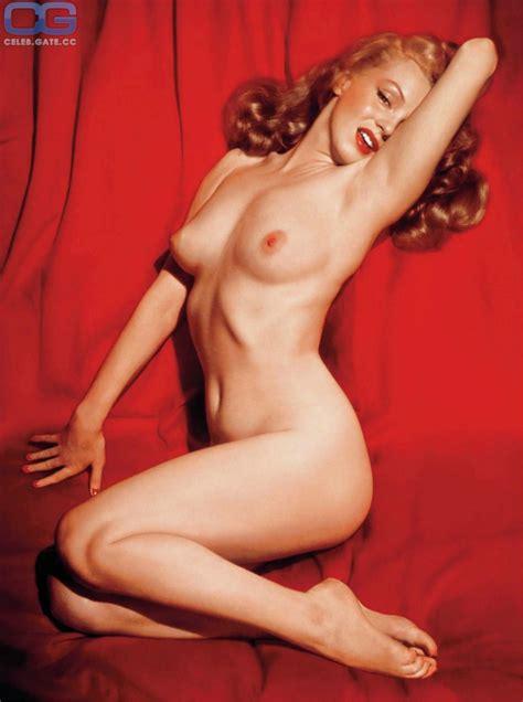 Marilyn Monroe Nackt Nacktbilder Playboy Nacktfotos