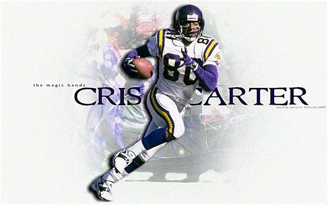 cris carter wallpaper photo