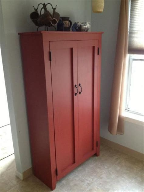jelly cupboard plans woodworking projects plans