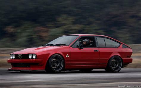 Alfa Romeo Gtv6 by Alfa Romeo Gtv6 Photos Informations Articles