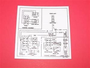 Wiring Diagram Decal For Vendo V