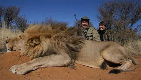 africa dangerous game hunting safaritimecom