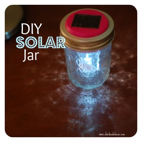 the best jar solar light diy craft like this
