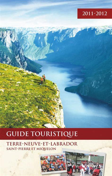 Guide touristique 2011-2012 by Webmestre francotnl - Issuu