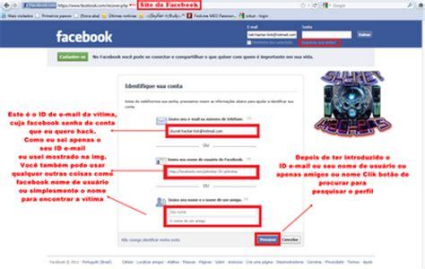 Abiel Como Hackear Senha De Conta Facebook