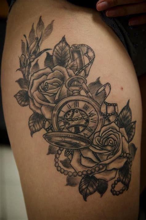 memorial roses  time piece tattoo  david phelps  adrenaline vancity black  grey