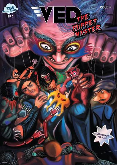 Puppet Master Ved Superhero Comics