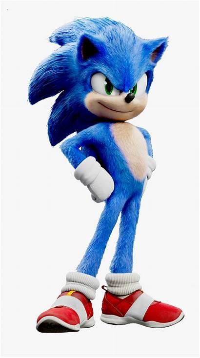 Sonic Hedgehog Movie Film Pngitem Characters Transparent