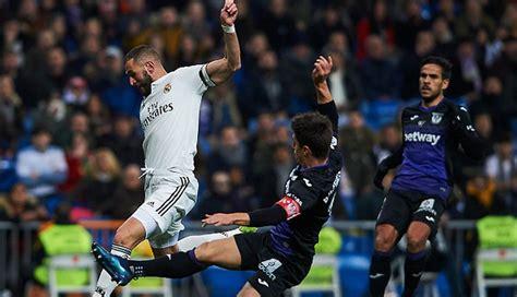 Real Madrid vs. Leganés: ver resultado, resumen y goles ...