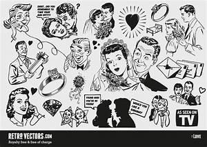 Free Retro 50s Cliparts, Download Free Clip Art, Free Clip ...