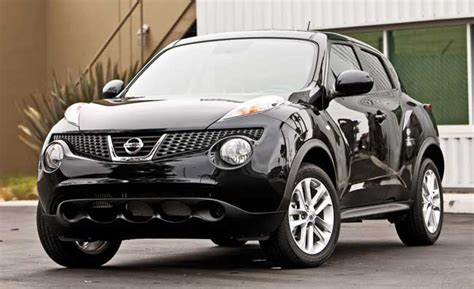 nissan juke black fuel efficient suvs nissan juke vs mazda cx 5