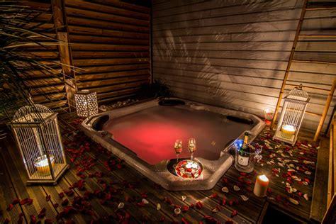 location privatif dans chambre location villa romantique à biscarrosse avec