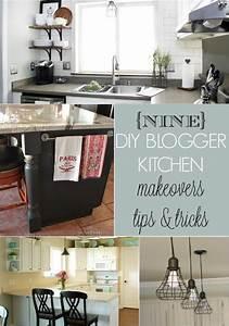 9 diy blogger kitchen makeovers 1153
