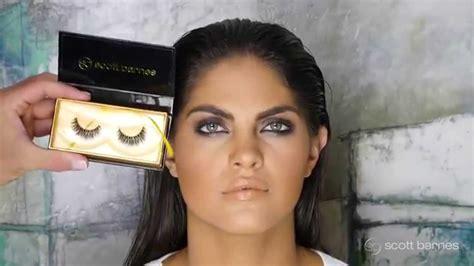Scott Barnes Makeup Tips