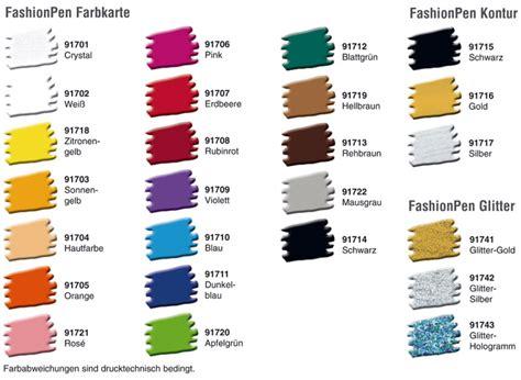 Textilien Färben Lassen by Javana Textil Fashion Pen Set Mit Viel Farbe