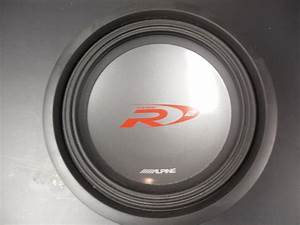 U201912 Alpine Type  U201cr U201d Sub Woofer  49