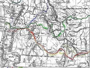Oregontrail Map