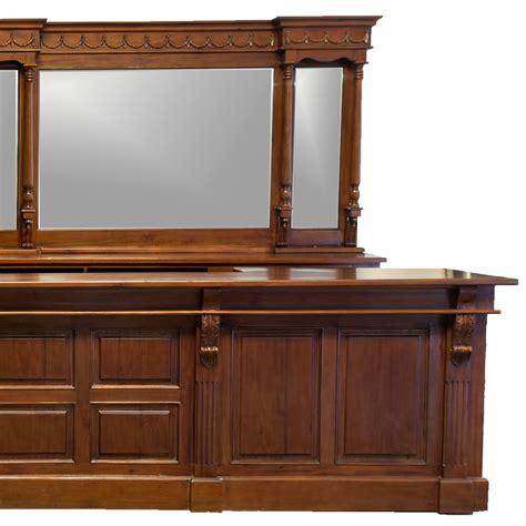 Back Bar Furniture by 16 Mahogany Mirrors Back And Front Home Bar