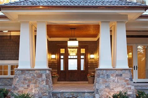 front entrance outdoor lighting front porch entrance designs entry craftsman with outdoor
