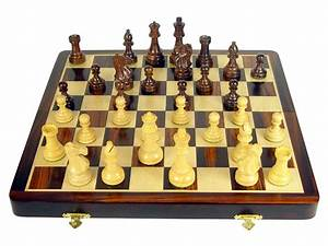 Wooden Chess Set Board  U0026 Pieces Popular Staunton 3 U0026quot    16