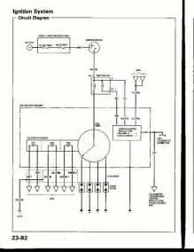 H23a1 Crank Position Sensor - Honda-tech