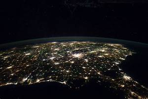 Southeastern United States Seen from the International ...