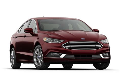 2018 Ford® Fusion Energi Titanium Sedan  Model Highlights